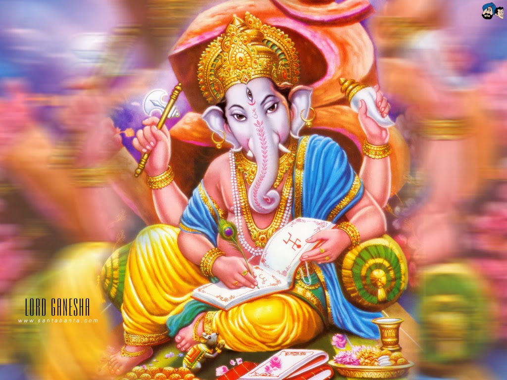 Lord Ganesha Pictures Hd: ALL-IN-ONE WALLPAPERS: Lord Ganesha Wallpapers HD For