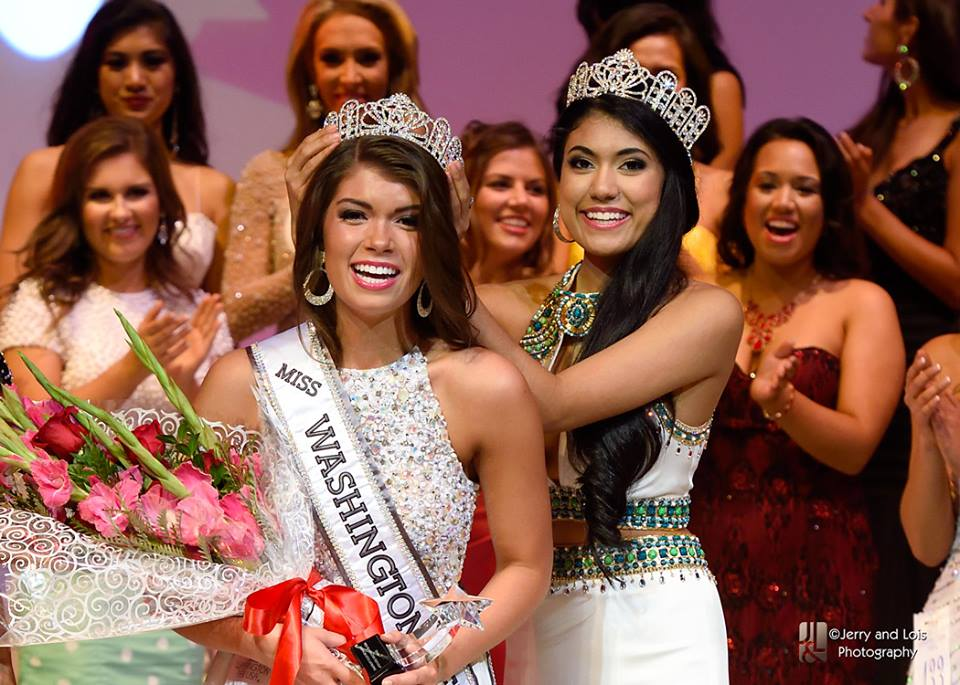 Miss Washington USA - Official Site