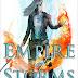 [Capa Revelada] Empire of Storms (Trono de Vidro #5) - Sarah J. Maas
