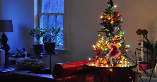 Living Life: Christmas Tree, Christmas Tree