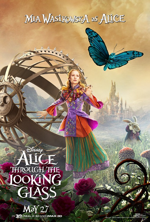 Alice Through the Looking Glass Movie Download HD Full Free 2016 thumbnail
