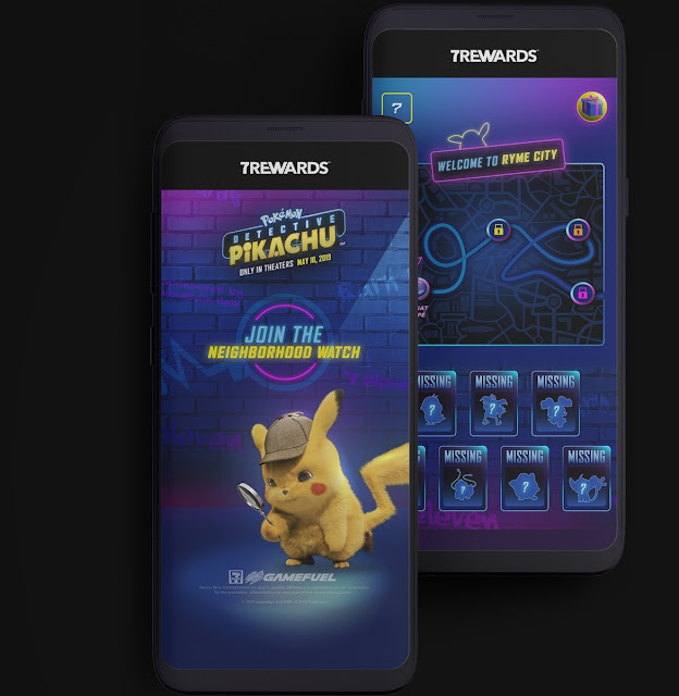 "7-Eleven stores are teasing the highly anticipated theatrical release of the first-ever live-action Pokémon adventure, ""POKÉMON Detective Pikachu,"" with dozens of exclusive movie-themed products, shareable photo filters and interactive augmented reality (AR) experiences in the 7-Eleven app."