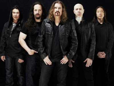 Foto de Dream Theater en sesión fotográfica