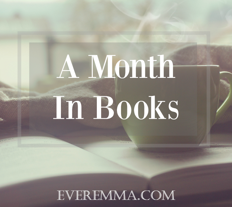 A Month in Books