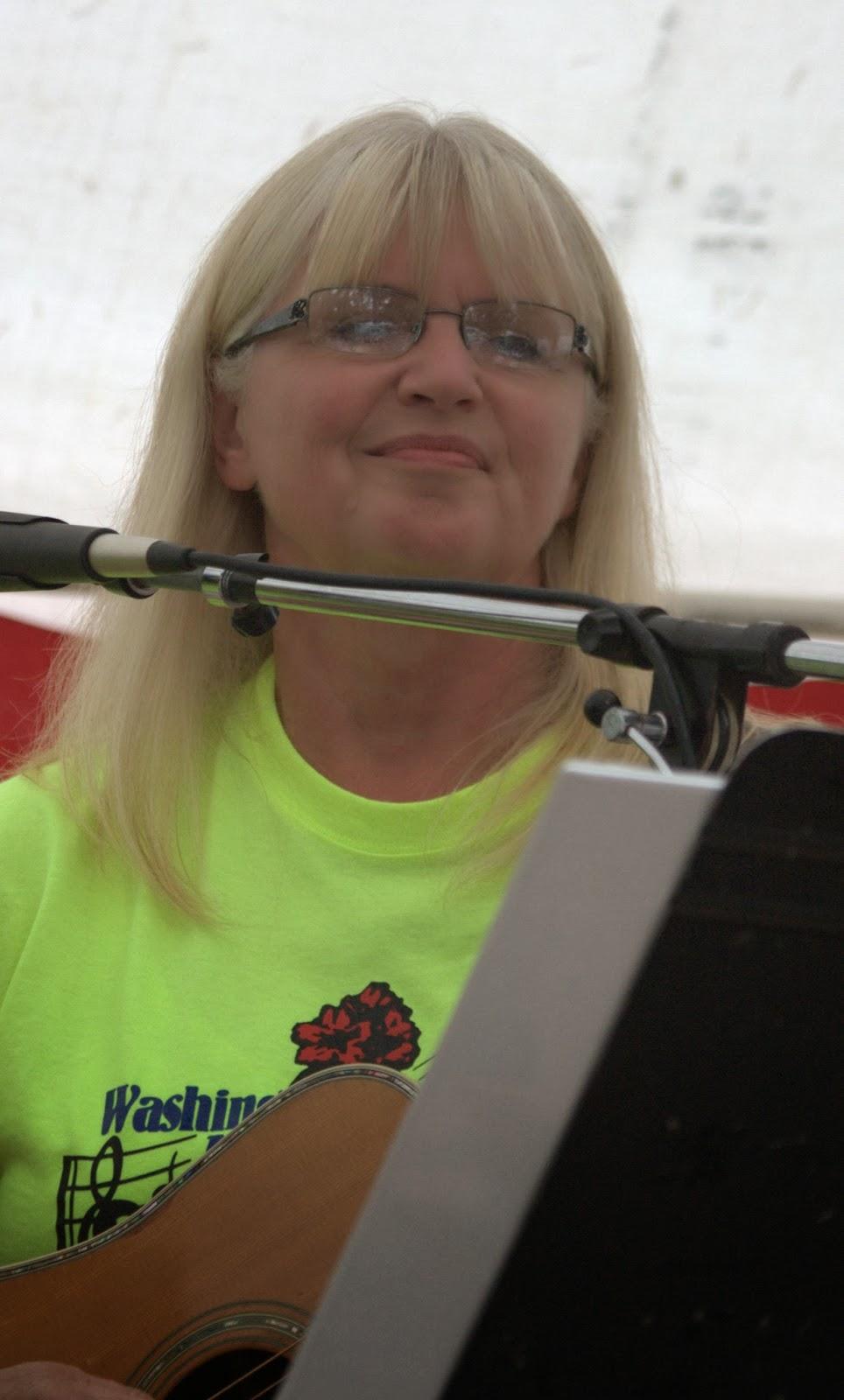 Rainier Lions Club Nancy Bay Bluegrass Pickin Party