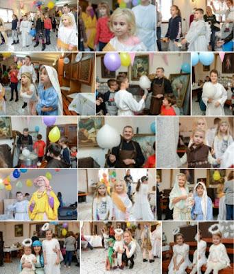Zdjęcia z balu świętych