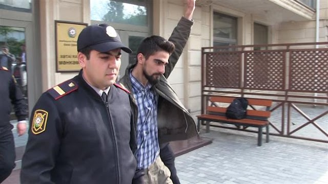 Azerbaijani court jails youth opposition activist for 10 years