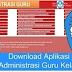 Aplikasi Administrasi Guru Kelas Untuk SD
