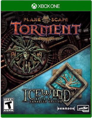 Planescape Torment And Icewind Dale Enhanced Editions Game Cover Xbox One