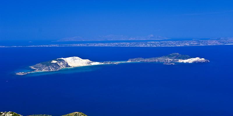 Γυαλί. Το νησί που χάνεται.κατέχει την πρώτη θέση στην εξαγωγή ελαφρόπετρας παγκοσμίως !!!