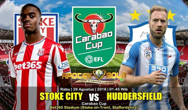 Prediksi Stoke City Vs Huddersfield Town 29 Agustus 2018
