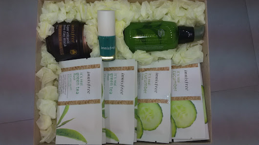 Dr.Poison Ivy's Beauty Blog: Innisfree Turns 1 Giveaway