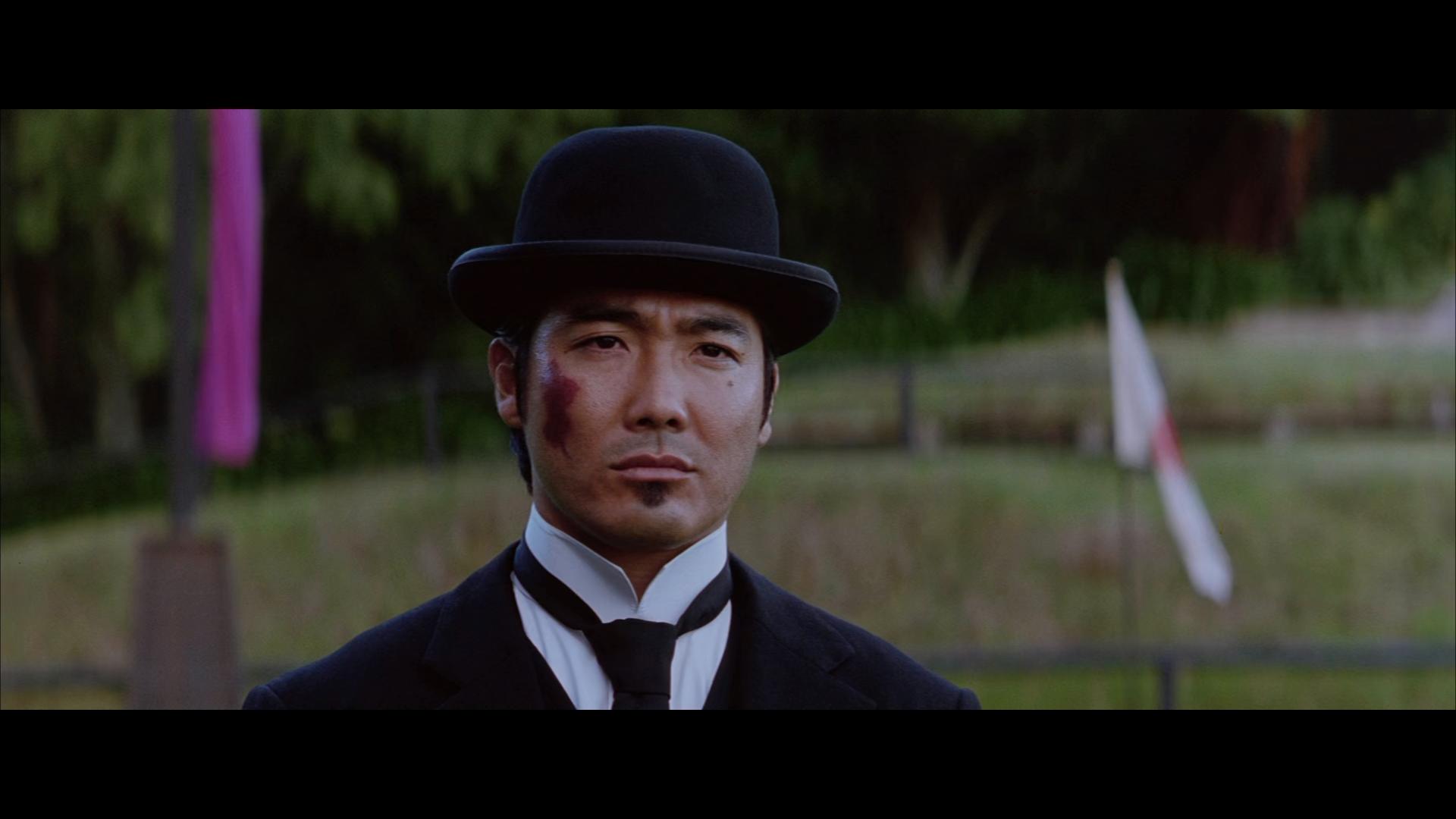 Captura de El Último Samurái (2003) 1080p x265 HEVC Latino – Inglés