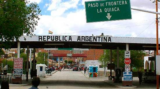 Se endurece el control migratorio en Argentina especialmente en fronteras