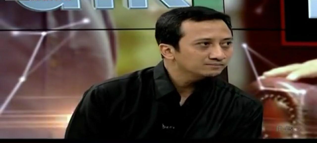 Dua Nasihat Ustadz Yusuf Mansur untuk Happy Pilpres