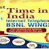 BSNL Wings Offers Rs.1.2 per min for International calling to any nework