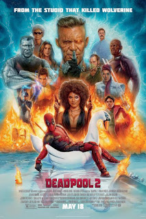 Deadpool 2 (2018) : Dual Audio English & Hindi : BluRay-RIP 1080p 720p 480p : Subtitle – English