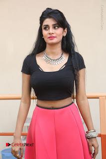 Telugu Actress Harini Stills at Dhyavudaa Movie Teaser Launch  0114.JPG