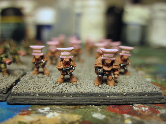 Emperor's Children Rubric Marines