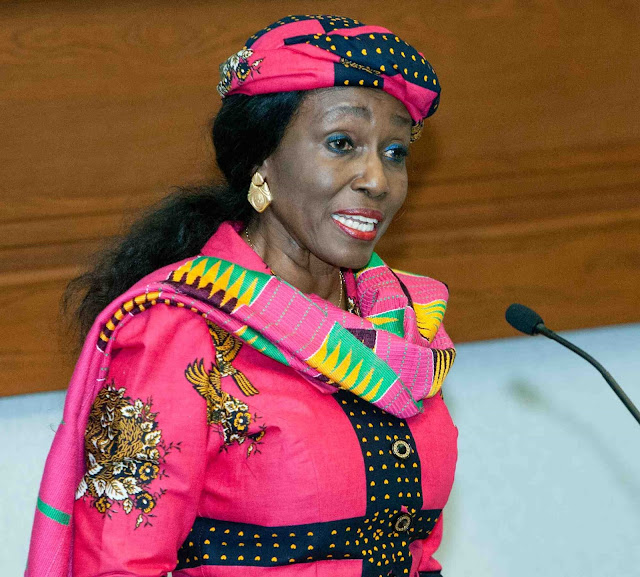 Vote NDC out of power – Nana Konadu Agyemang