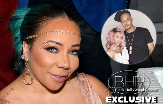 "Tiny Wants Rapper T.I. To Come Back Home !! "" He Needs To Come Back To Me Baby """