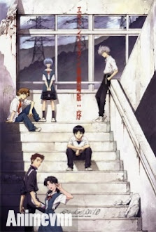 Evangelion: 1.0 You Are (Not) Alone -  2007 Poster