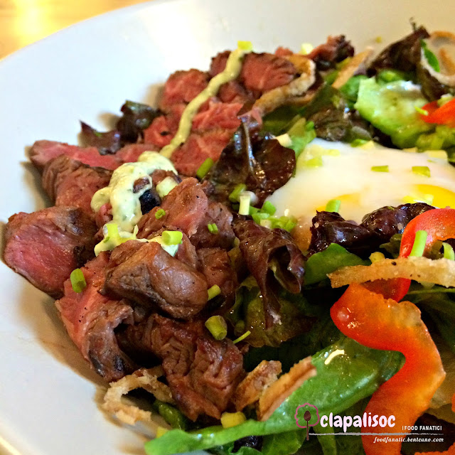 Steak Lime from Sunnies Cafe