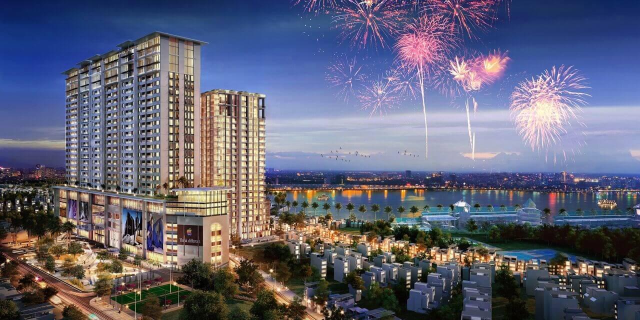 Tập đoàn bất động sản Sun Group là nhà phát triển dự án hàng đầu.