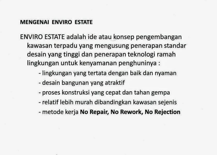 Mengenai Enviro Estate