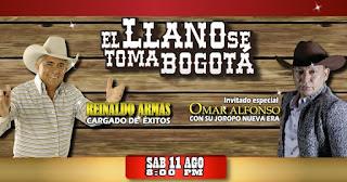 El llano se toma Bogotá : Reinaldo Armas y Omar Alfonso 2