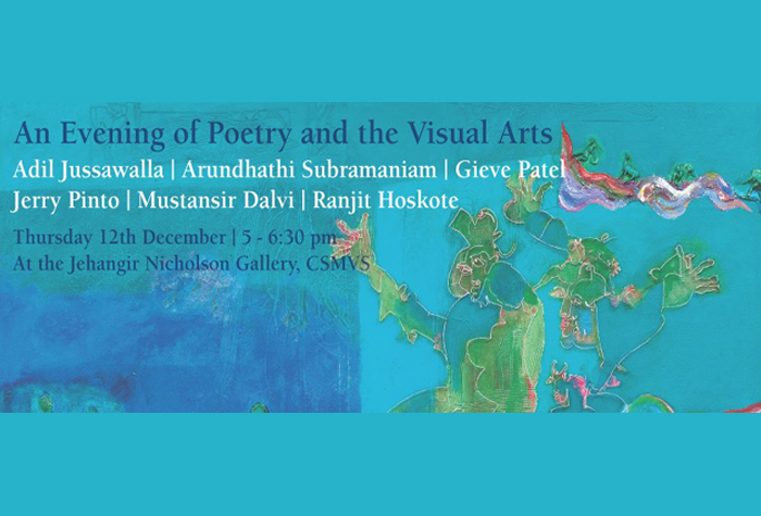 relationship between visual art and poetry