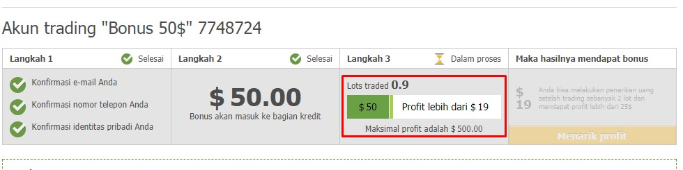 Trading Forex: Bonus Saldo $50 dari FBS Mau?