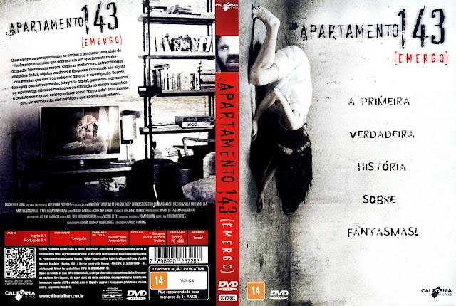 Capa DVD Apartamento 143