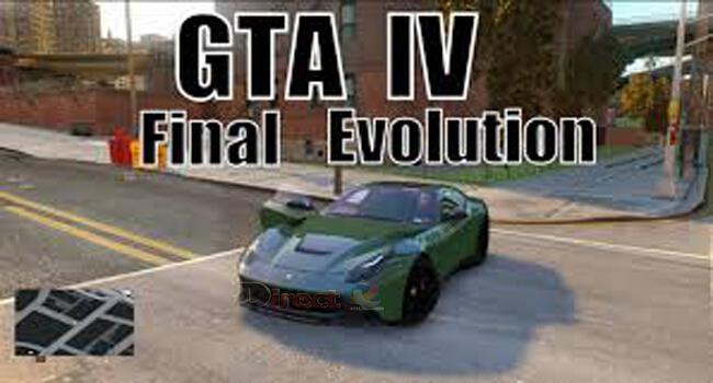 تحميل لعبة جاتا GTA IV