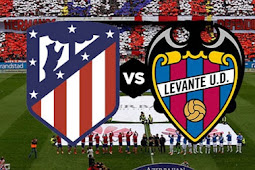 Live Streaming Atletico Madrid vs Levante 13 Januari 2019