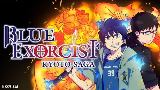 Blue Exorcist Kyoto Saga Episode 6