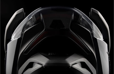 Honda Forza 300 2018 atau Forza 250 lampu rem mati