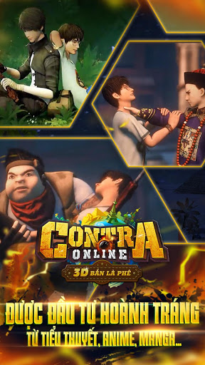 download game contra online 3d mobile