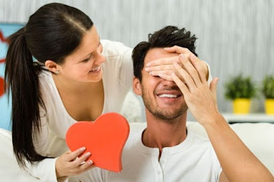 men love surprises from their woman