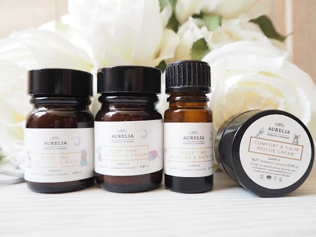 Little Aurelia Sleep Time Discovery Collection Samples