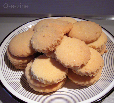 biscuits shortbread