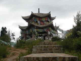 Shangri-la tempio