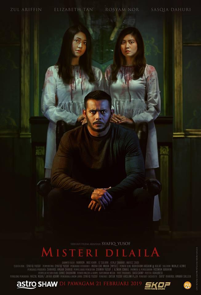 Review Filem Misteri Dilaila