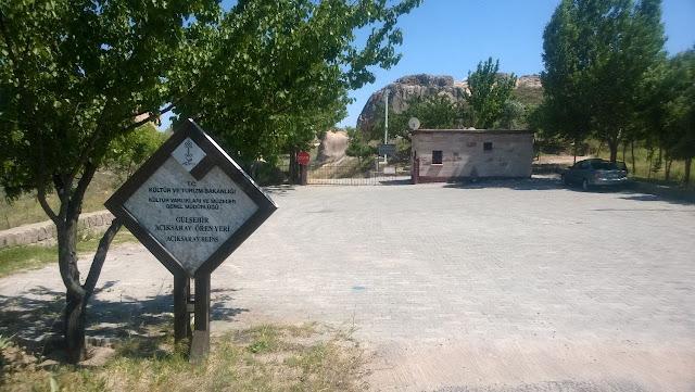 Gülşehir Açık Saray