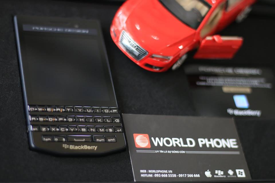 ✔✔✔✔✔✔ WorldPhone NT ✔✔✔✔✔✔BlackBerry Porsche Design P'9983 NEW 100% giá ' Sốc ' có sẵn hàng