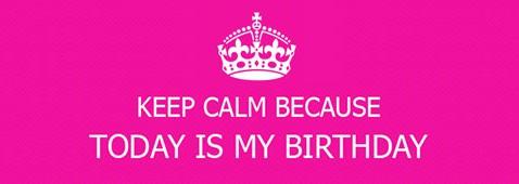 My Birthday Status Happy Birthday To Me