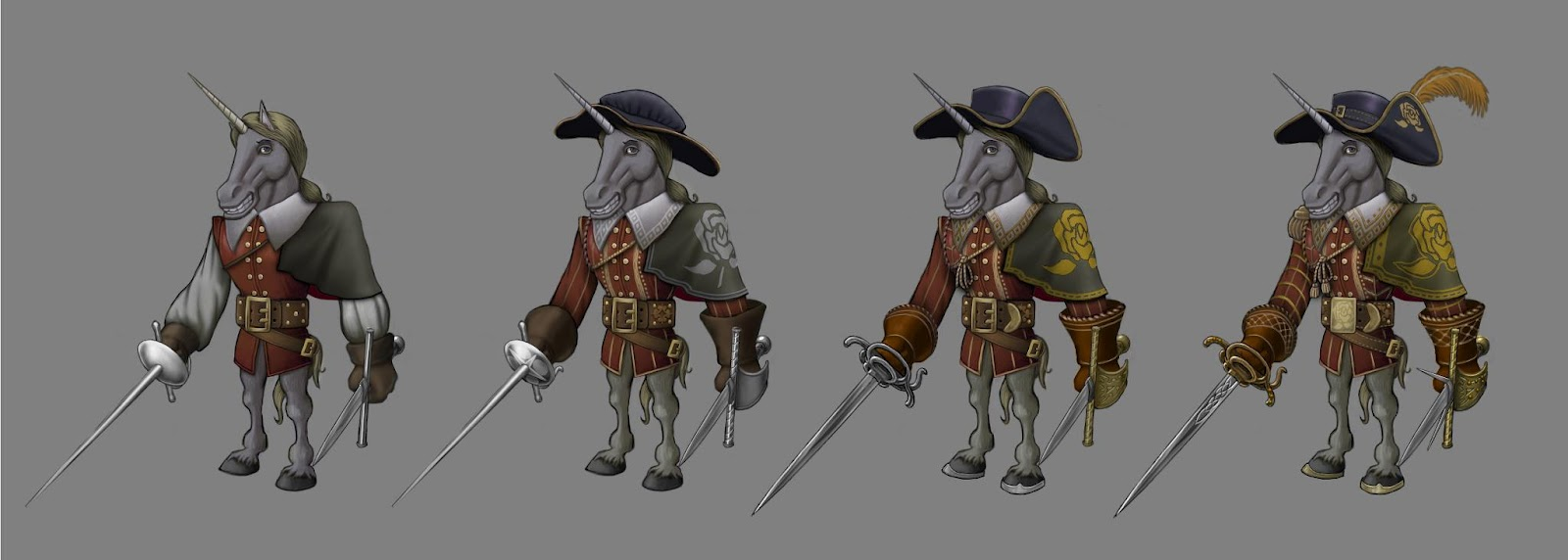 Swashbuckling Travels: New Concept Art & Pirate101 Alpha in