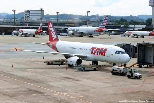 PR-MAV - AIRBUS A320