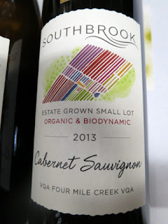 Southbrook Estate Grown Small Lot Cabernet Sauvignon 2013 - VQA Four Mile Creek, Niagara Peninsula, Ontario, Canada (90+ pts)