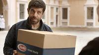 scatolone di penne barilla - spot con Pierfrancesco Favino